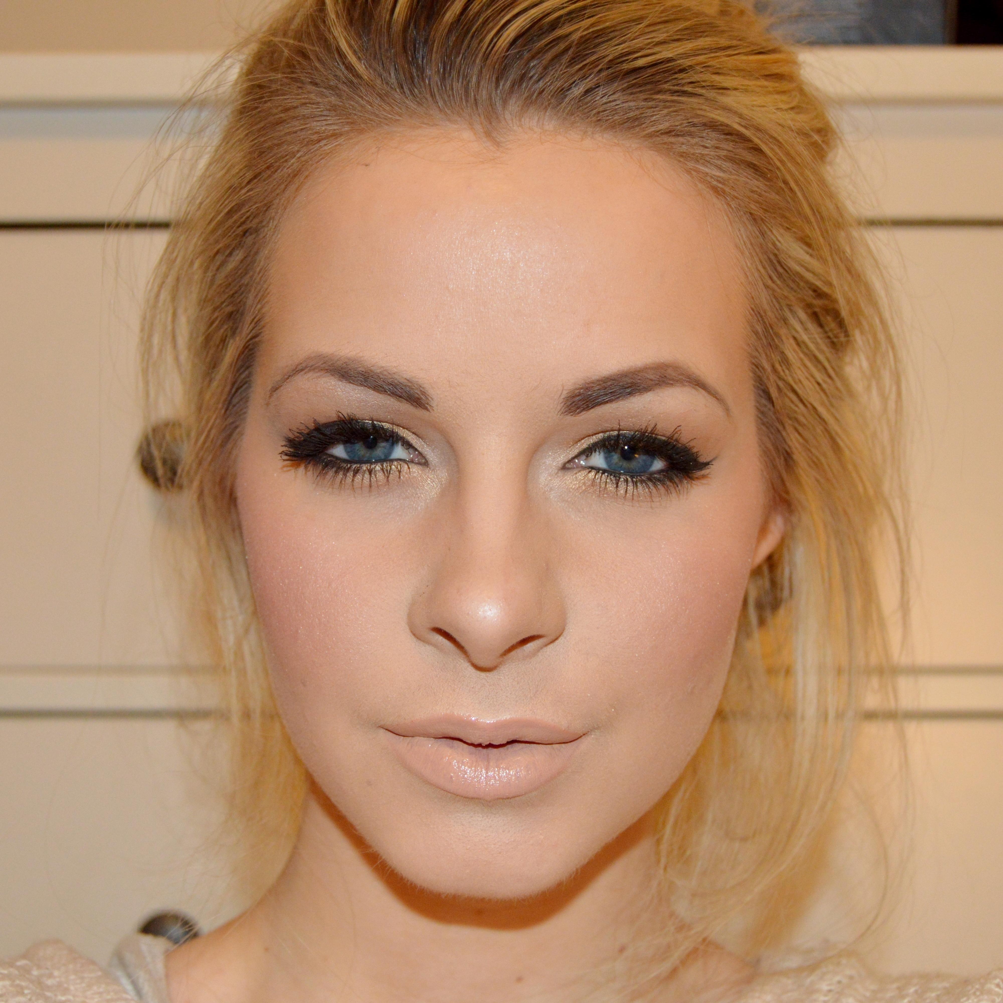 Flawless Skin: Graftobian HD Foundation: Flawless Skin//Nude Lips